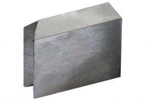 Radioprotection : brique en plomb